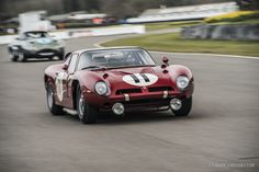 Fresh home from Goodwood, Gregor Fisken shares his racing tales   Classic Driver Magazine