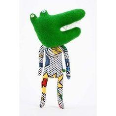 Classic Crocodile Doll X Bobby Dazzler