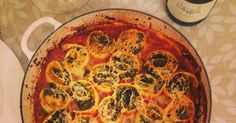 Lasagne is so 1995.... these days it's all about rotolo. Meaning rolls in Italian, rotolo is a lasagne/cannelloni love child. Using f...