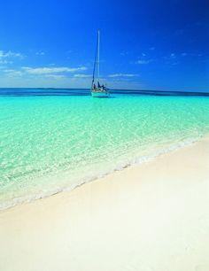 !Ahora viajamos a........  Playa Sirena en Cayo Largo (Cuba)