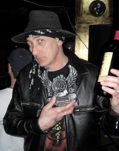 "Dom ""Dark Lord of Barnet"" - winner of the John Rayner Award 2011"
