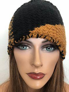 eb58b2c8b09 Hand Knits 2 Love Beanie Hat cap Designer Fashion Fair-Isle Rustic Female  Winter Snow Ski Snowboard Gift Christmas Birthday
