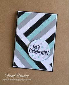 Let's Celebrate - Confetti Celebration - Stampin' Up! - Fiona Bradley