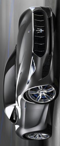 Maserati Alfieri Concept by Levon