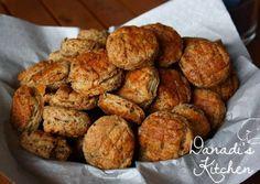 Vörösboros tepertős pogácsa Muffin, Bread, Breakfast, Ethnic Recipes, Food, Morning Coffee, Muffins, Meal, Essen