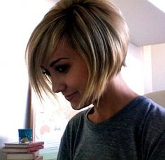 Perf...can't wait until my pixie is long enough for this inverted bob.