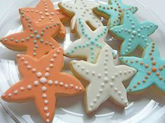 "Starfish Cookie Cutter - 4"" Metal Cutter Made in USA - For Cookies - Fudge - Sandwiches - Playdough - Fondant - Rice Krispies - Crafts from SimplyBakingSupplies on Etsy Studio"