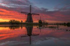 """Foto """"Dutch sunrise"""" by Jokin Romero (@jokinrom) #500px"""