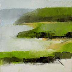Irma Cerese - Contemporary Artist - Abstract Art & Landscape - Large884 Portwenn