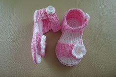 Sandalia flor-botón, Calzado, Patucos