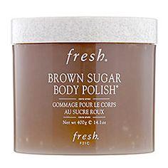 Sephora: Fresh : Brown Sugar Body Polish : body-scrub-exfoliants-bath-body Out of stock. Of course it is! It's fantastic!