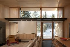 Wooden Snow House 6