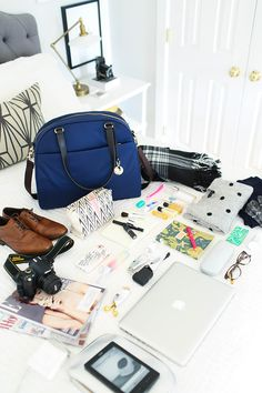 3 Simple Tips for Packing Your Carry-on | The Everygirl