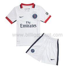 Paris Saint-Germain Auswärts trikot 2016 Kinder e3265d00e