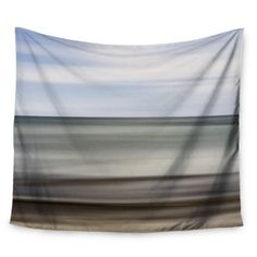 """East Urban Home Abstract Beach by Iris Lehnhardt Wall Tapestry Size: 50"""" H x 60"""" W"""