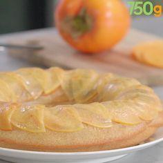 Dessert Light, Bagel, Cooking Recipes, Drink Recipes, Biscuits, Kakis, Food And Drink, Bread, Fruit