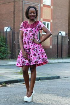 #PeterPancollarAfricanprintdress, #PeterPankitengedress, #PeterPanankaradress, #PeterPandress, #PeterPancollardress, #detachablepeterpancollar, #AfricanprintPeterPandress