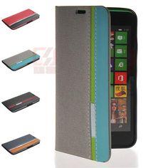 Дешевое Два цвет гибридный кожаный бумажник для Nokia Lumia 630, Купить Качество Сумки и чехлы для телефонов непосредственно из китайских фирмах-поставщиках:    Особенности:          Новый Тип книги кожаный чехол        Идеально предназначенные для вашего мобильного телефона