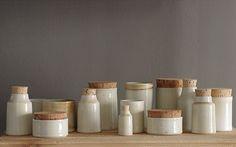 White porcelain tin man kiln | Vitrified Studio