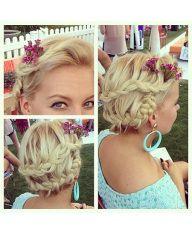 Beautiful hair design
