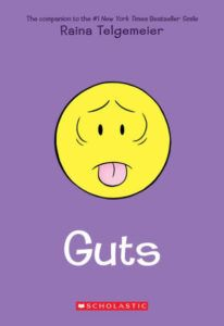 Guts A Granitelibraries Book Review Free Reading Graphic