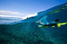 Cloudbreak Reef, Fiji