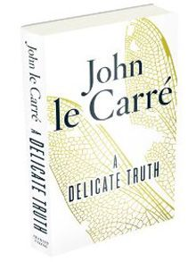 John le Carré reads from his new novel, A Delicate Truth