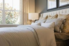 Decorating Your Bedroom: 6 Things Worth a Splurge and 9 to Buy for Less: Splurge on your mattress, save on your curtains.