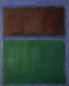 The Art of Mark Rothko | The Art Appreciation Blog Mark Rothko, Rothko Art, Franz Kline, Edward Hopper, Abstract Painters, Abstract Art, Contemporary Artists, Modern Art, Museum Ludwig