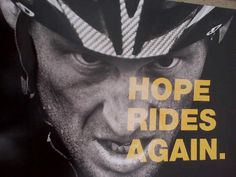 There is no other athlete more inspirational than Lance Armstrong.