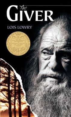 The Giver by Lois Lowry, http://www.amazon.com/dp/0440237688/ref=cm_sw_r_pi_dp_Kw4nrb1120Y31