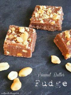 mellimille: Ein besonderes Geschenk: Peanut Butter Fudge