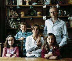 Thomas Struth - Family portraits - 1