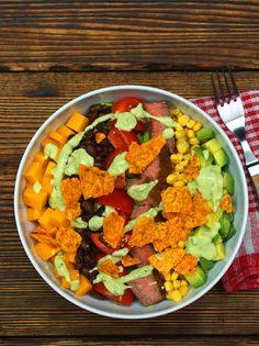 Salat Mexican Style: bunt und vielseitig