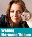 Weblog van Marianne Thieme nog niet gelezen? Hierin aandacht voor o.a. de verkoop van angorawol en de behandeling van de Nota Dierenwelzijn in de Tweede Kamer.