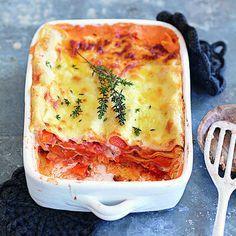 Kürbis-Lasagne Rezept   Küchengötter
