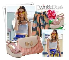 """""""Twinkledeals 18"""" by danijela-3 ❤ liked on Polyvore featuring GALA, Summer, MustHave, trending, summerwear and twinkledeals"""