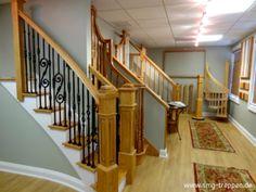 Das ist der Showroom von Glen Rock Stairs in Franklin Lakes, NJ , den ich vor kurzem besuchte. Ganz interessant waren die Unterschiede zwischen unseren deutschen und den amerikanischen #Treppen. So wird zum Beispiel die Oberfläche nie von den Treppenbauern, sondern immer von den Malern vor Ort ausgeführt. Nochmals vielen Dank an die Leute von Glen Rock für die Gastfreundschaft.