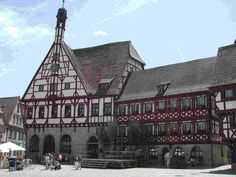Forchheim Bavaria, To Go, Germany, Louvre, Cabin, House Styles, City, Building, Places