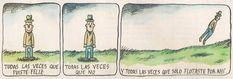 Las mejores historietas de Liniers (muchas) - Taringa! Perspective, Tumblr, Cute, Painting, Siri, Grande, Illustrations, Google, Comics