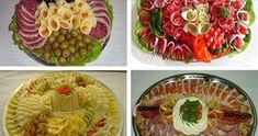 Chiar și cel mai simplu aperitiv poate fi transformat într-un fel de mâncare original, numai bun pentru masa de sărbătoare. Cu doar puțină ingeniozitate, masa de sărbătoare se va transforma într-o adevărată explozie de arome și culori. Aperitivele aranjate frumos nu doar servesc ca decor pentru masa de sărbătoare, ci și creează o bună dispoziție tuturor oaspeților. Chiar dacă este compus din cele mai simple și accesibile ingrediente, aperitivul servit într-un mod mai original cu siguranță va… Serving Bowls, Appetizers, Tableware, Ethnic Recipes, Desserts, Recipes, Tray Decor, Food Art, Trays