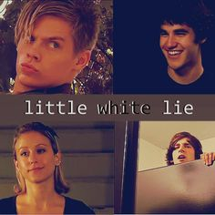 Little White Lie- Web Series by Starkid Potter starring Darren Criss, Lauren Lopez, Chris Allen, Jim Povolo, and more of the other Starkids!