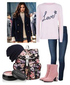 """""""The Cover Up – Jackets by Superdry: Contest Entry"""" by grateful-angel ❤ liked on Polyvore featuring Frame Denim, Chinti and Parker, Superdry and Le Métier de Beauté"""