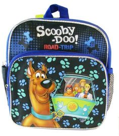 WB Road Trip Scooby Doo mini backpack – My first « Clothing Impulse