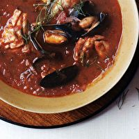 Quick and Easy Cioppino by Gourmet, submitted by Paul Grimes