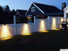 altanbygge,trädäck Backyard Landscaping, Landscape Design, Garage Doors, Cabin, House Styles, Outdoor Decor, Inspiration, Plank, Home Decor