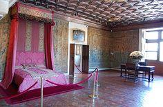 chateau de chenonceau interieur