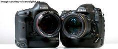 Clash of the titans Canon EOS-1D X vs Nikon D4