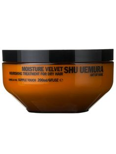 nourishing mask to repair and smooth hair.