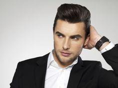 Guia de hidratação para cabelos ressecados e opacos Penteados Masculinos Cortes masculinos penteados masculinos, men hair, man hair, mens hair www.shop4men.com.br